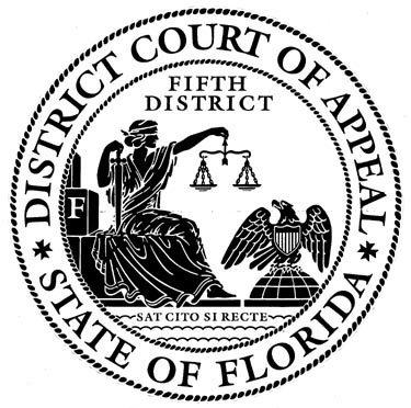 Fifth District Court Of Appeal A Guide To The Court S Electronic