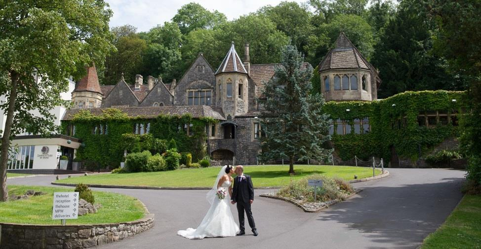 Your Perfect Wedding At Doubletree By Hilton Cadbury House Be
