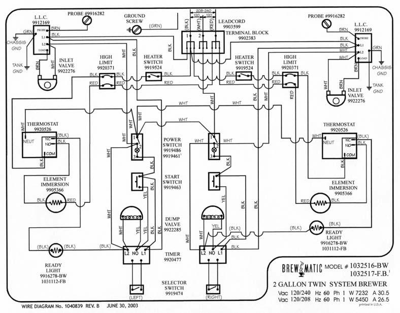 120 Schematic Wiring Diagram