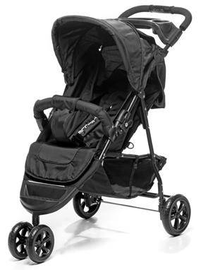 strollers Babytrold jet TRILLE Jet is made from double layers with a f0952b7b7c66b