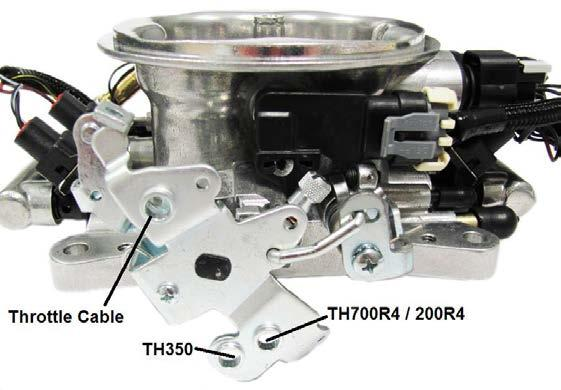 4 BBL THROTTLE BODY FUEL INJECTION SYSTEM - PDF