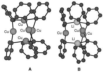 structures and reactivities of anocopper pounds pdf Electron Dot Diagram Practice structures of cu 5 ph 6