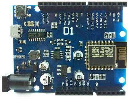 IOT Based Agriculture Monitoring System Using Wemos - PDF