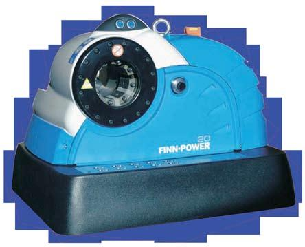 FINN-POWER CONNECTING AUSTRALIA HYDRAULICS MATCHED SYSTEM