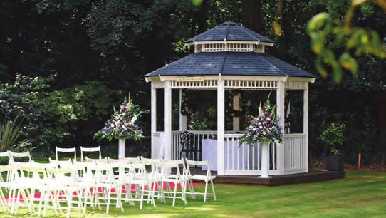 The Package The booking process made clearer... The first stage is to book an appointment with the Wedding coordinator to view the property and we can help with any initial queries.