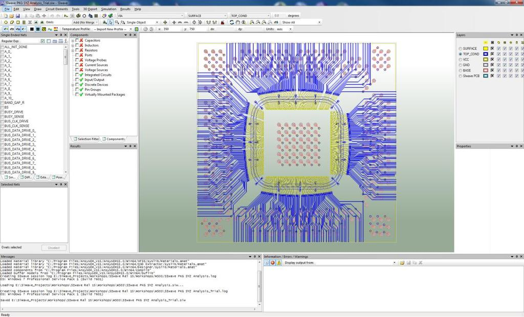 Introduction to ANSYS SIwave - PDF