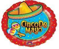 May 5th: Cinco De Mayo (Mexico) Find Mexico on the Map Listen to Mariachi Music Enjoy some Mexican Food, Tacos or