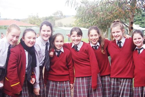 MIDDLE SCHOOL College News Middle School Term 2, 2013 - High Flyers Term 2 Reports, distributed at the end of last term, indicated that the majority of Middle School students worked consistently and