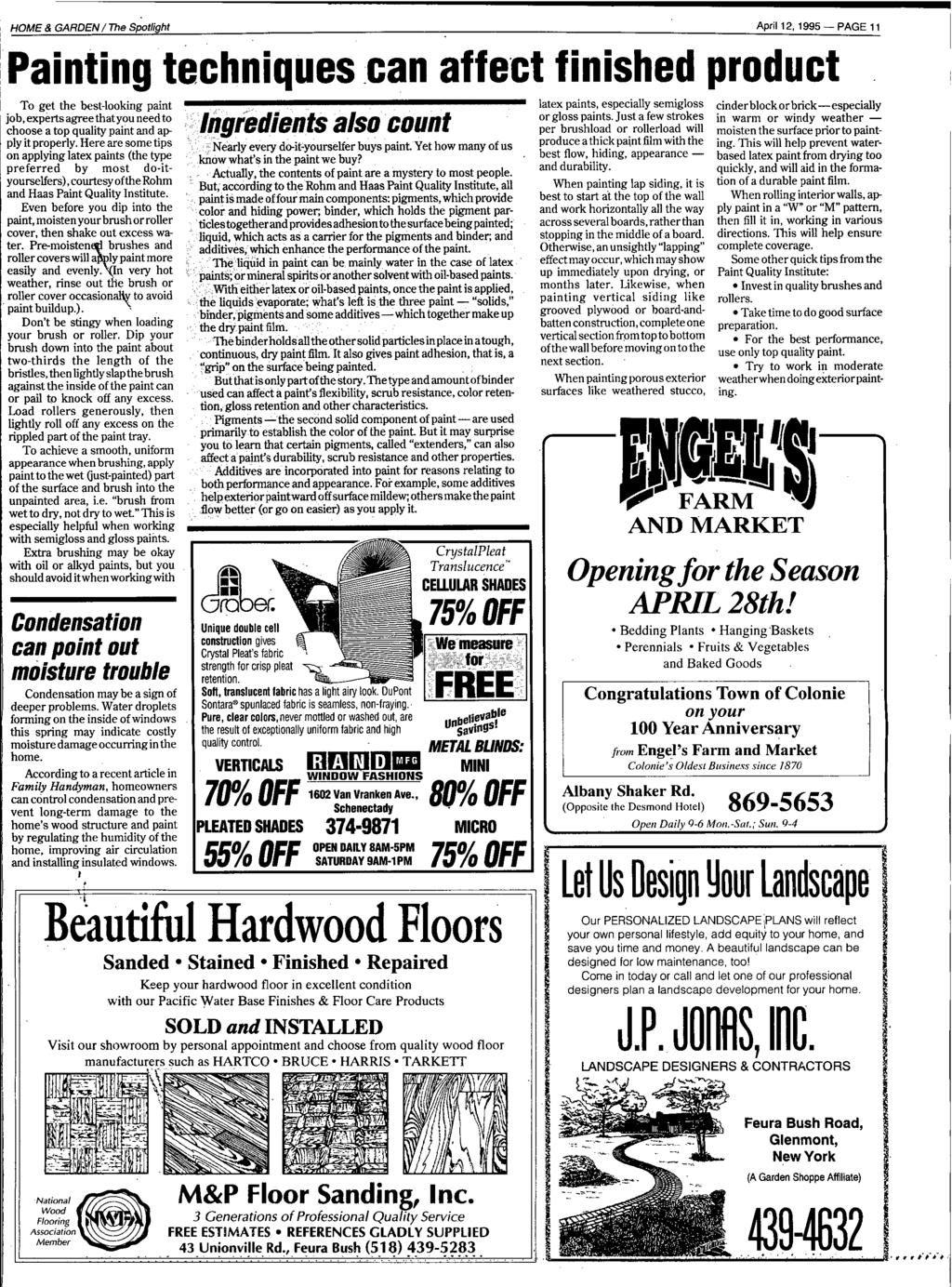 Headline Forty Point Water Foes Undaunted Pdf Troubleshooting Dead Outlets The Family Handyman Home Garden Spotlight April12 1995 Page 11 Painting Techniques