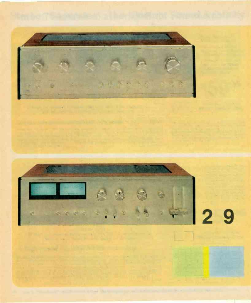 1977 Electronics Catalog Pdf Transistor Organ By 2n4891 Bass Ii Stereo Separates The Ultimate Sound Quality Selector Saar 0