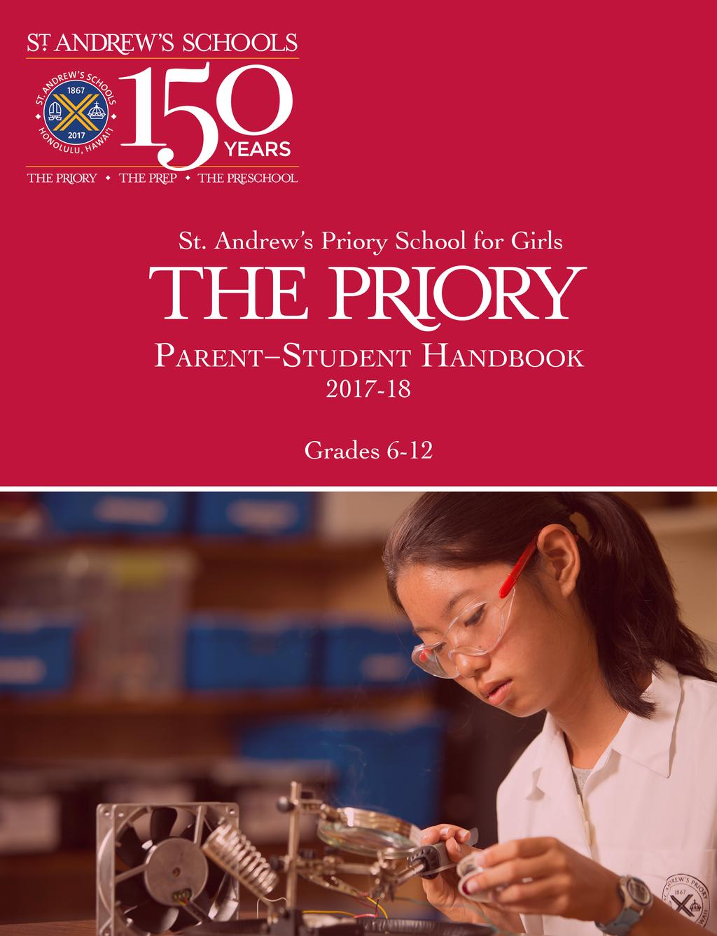 Welcome to the School Year at St  Andrew s Schools  - PDF