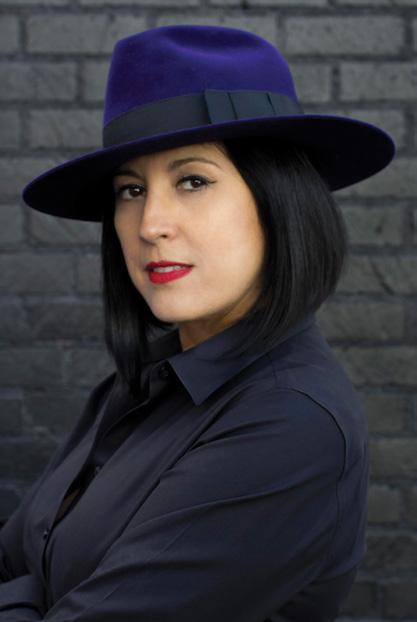 70220654dbe INTERVIEW WE TAKE OUR HATS OFF TO GLADYS TAMEZ MILLINERY by naomi palovits  The story of