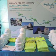 ANNUAL REPORT Redexis Gas participates in the safety campaign for gas facilities in the Community of Madrid region Every year, Redexis Gas participates in the safety campaign for gas facilities in