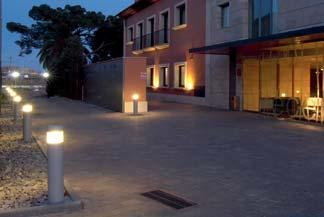 comprehensive and complementary range of luminaires.