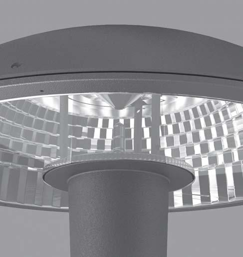 high-performance, comfortable, uniform and flexible illumination