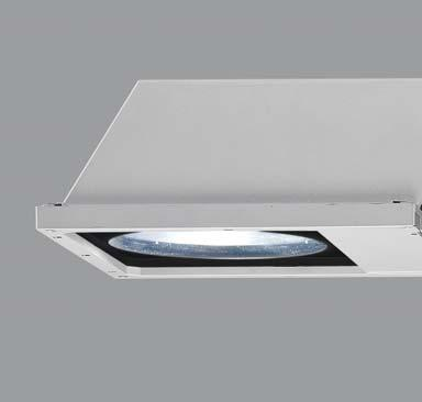 linear contemporary design suitable for HID and LED light