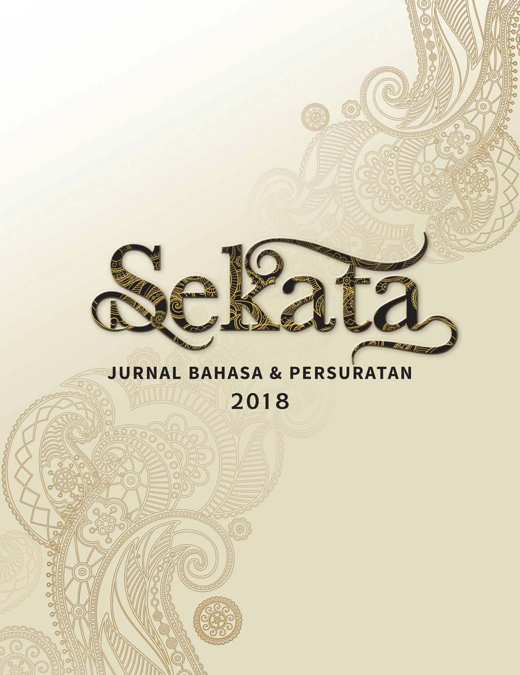 JURNAL BAHASA & PERSURATAN PDF Free Download