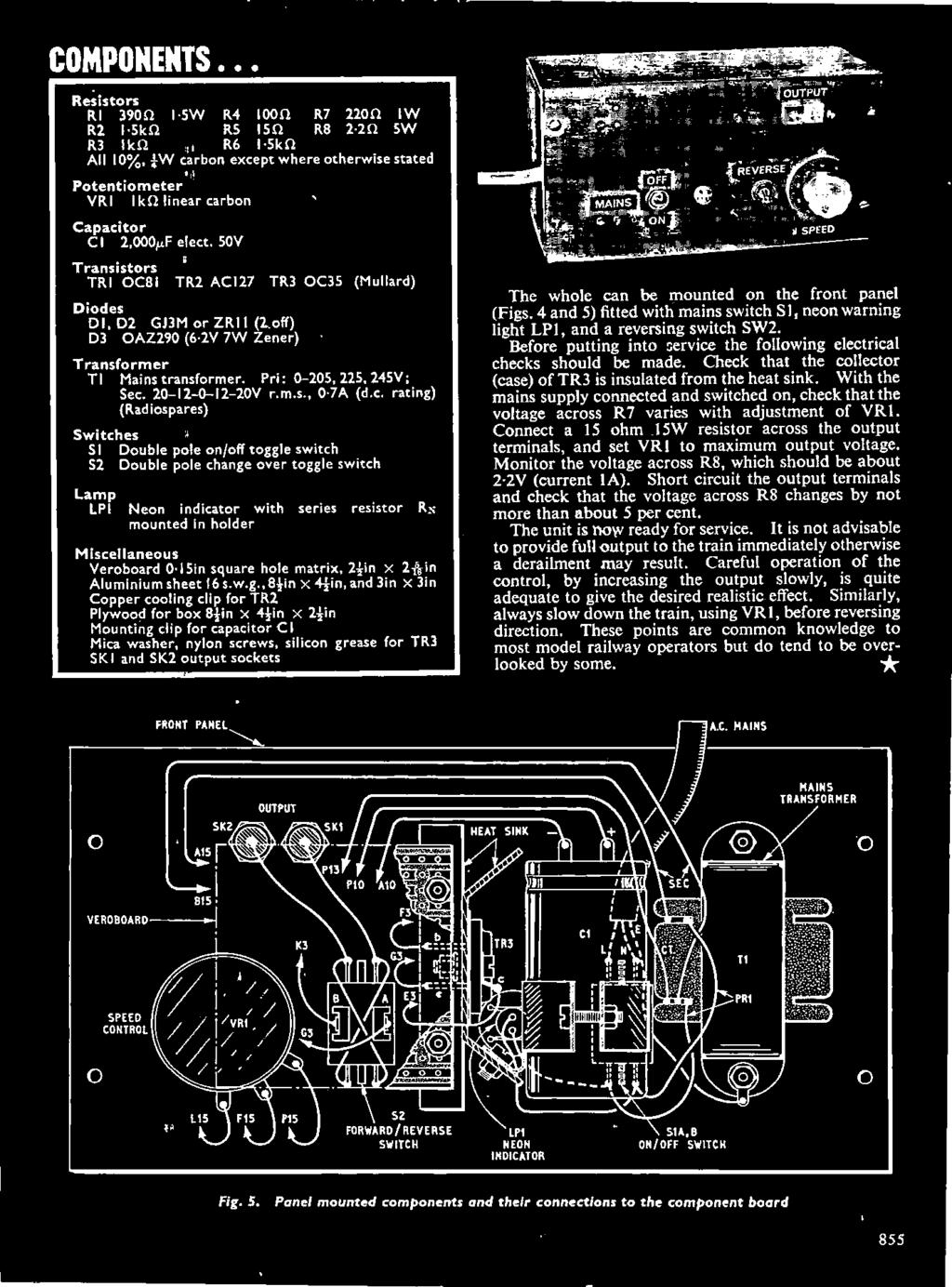 December 1966 Price 26 Pdf Wimbledon Ax3 5 Block Diagram Sin Square Hole Matrix 2 In X Ivtn Aluminium Sheet 6s