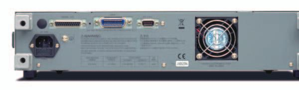 accuracy, the TOS6210 tester extends the maximum test current from 30 A to 60 A, which is demanded by the new standard.