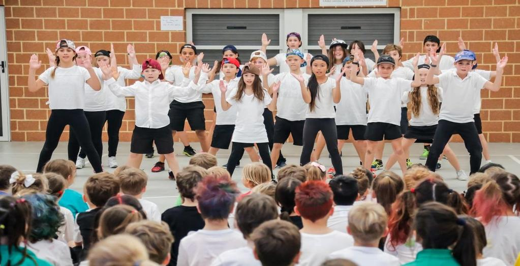 EDU-DANCE CONCERT Week 10 is our final Edu-Dance incursion for all classes from Years PP - 6.