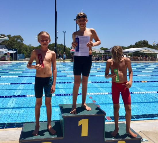 extraordinary performance at the State Aquathlon Championships recently in Hervey Bay. Oliver had a great race stopping the clock in a very respectable 13:45 which was only 1:41 off first place.