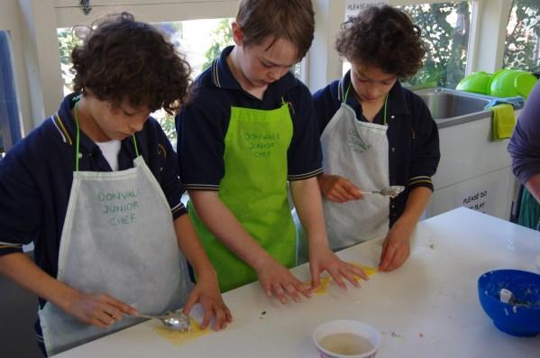 Good news for children on the waiting list or the ones who missed out on this year s program. One of our team helpers Laura Emozione has agreed to running a ONE OFF Italian cooking lesson.