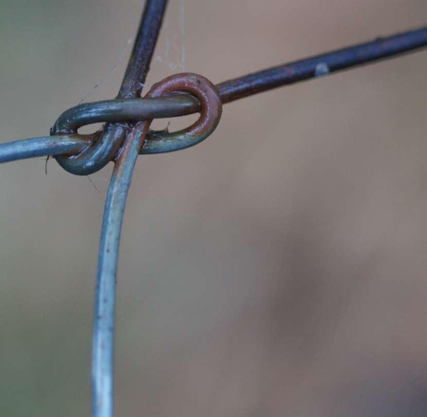 Easily Tie Up Loose Wire Ends 100 Gripple Twisters To Go On Joined Fences