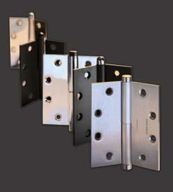 Pack of 3 Steel McKinney Products MP79 4 1//2 x 4 1//2 US10BE Hinge ASSA ABLOY