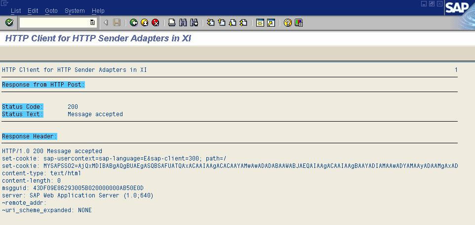 ABAP-Based HTTP Client for Messages to SAP XI - PDF