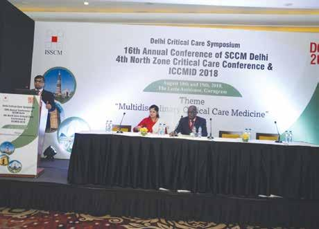 Critical Care A BI-MONTHLY NEWSLETTER OF INDIAN SOCIETY OF