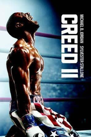 Adonis seeks to avenge his father's death by defeating Viktor Drago, Ivan Drago's son, under the training of legendary boxer Rocky