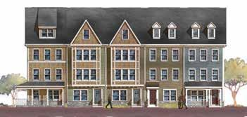 NOW UNDER CONSTRUCTION: 34 upscale Townhomes in the Heart of Towson AVAILABLE FOR THE Baltimore County Revitalization Tax Credit What could you do