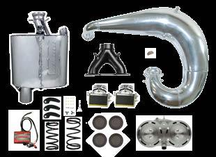 2007-2008 ALL Manifold-Pipe Exhaust Header Joint ARCTIC CAT CROSSFIRE 1000 EFI