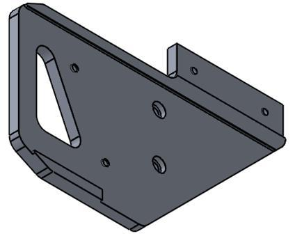 APPENDIX D: PINSPECTOR MOUNTING BRACKET AND