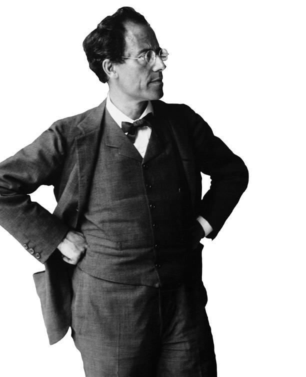 12 Composer Profile 20 September 2015 Mahler the Man by Stephen Johnson I am three times homeless a native of Bohemia in Austria an Austrian among Germans a Jew throughout the world.