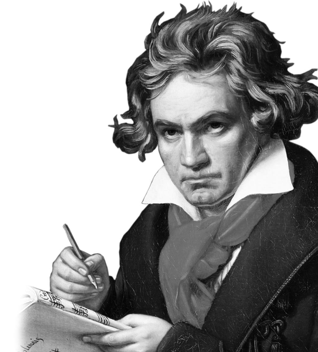 6 Composer Profile 20 September 2015 Ludwig van Beethoven Composer Profile Prince, what you are, you are by accident of birth; what I am, I am by myself.