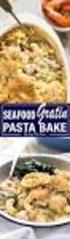Steak Seafood Pasta Oven Fired Pizza