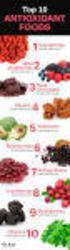 10 Highest Antioxidant Foods in the World