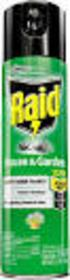RAID HOUSE & GARDEN BUG KILLER FORMULA 7