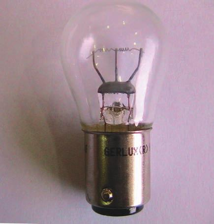 Autolamps P382SST 12V 21W BA15S Twin Bulb Silverstyle