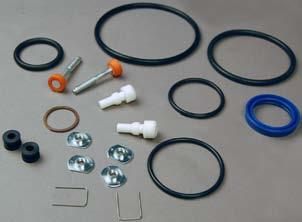 Online Auto Supply Air Motor Rebuild Kit for GRACO 5:1 Ratio Fire-Ball Air Motor 238286 238-286