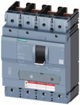 New CQD230 Siemens Molded Case Circuit Breaker 2 Pole 30 Amp 277//480V