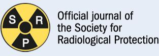 Journal of Radiological Protection ACCEPTED MANUSCRIPT OPEN ACCESS Towards a strategic research agenda for social sciences and humanities in radiological protection To cite this article before