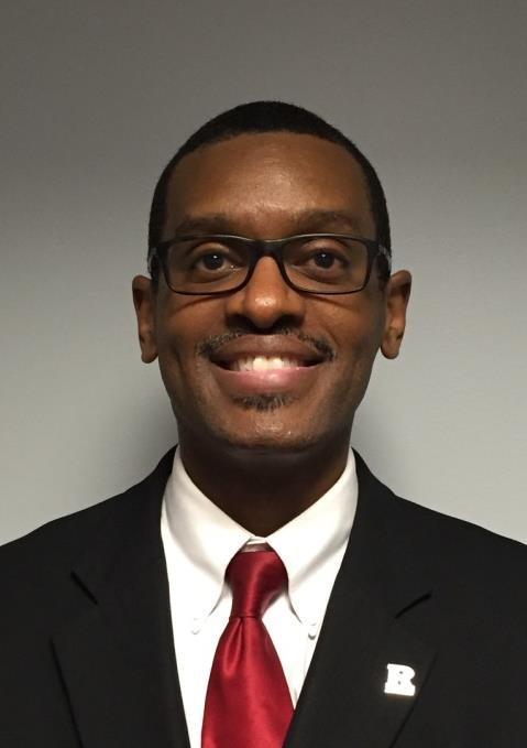 Kevin Ewell is Assistant Dean for Student Services in the School of Communication and Information.