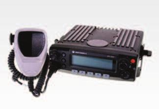 EC T E C H BY TOM FALICON Good radio communications are important to keep an excursion running smoothly and safely.