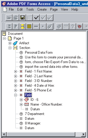 Creating Accessible Adobe PDF Files  A Guide for Document