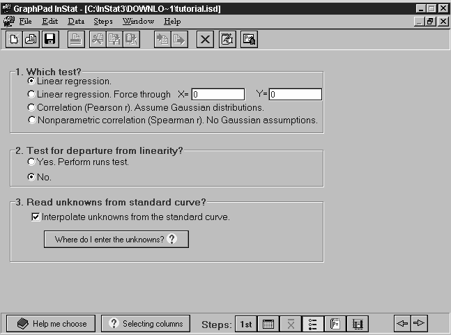 graphpad instat 3 software free download
