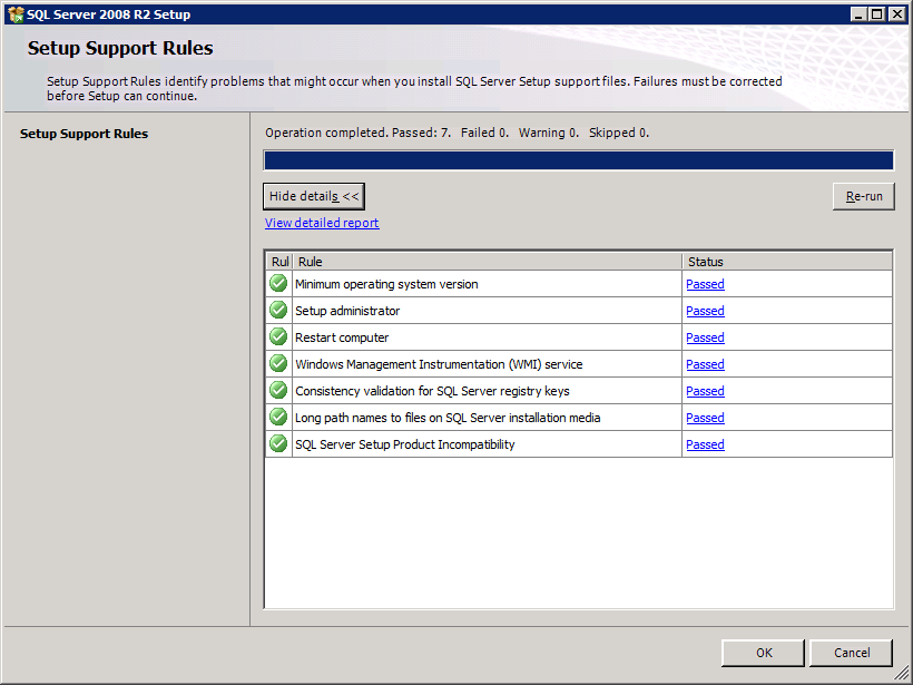 SQL Server 2008 R2 2 Navigate to the path where the installation media or files for Microsoft SQL Server 2008 R2 are located. Launch the installer by double-clicking the setup file.