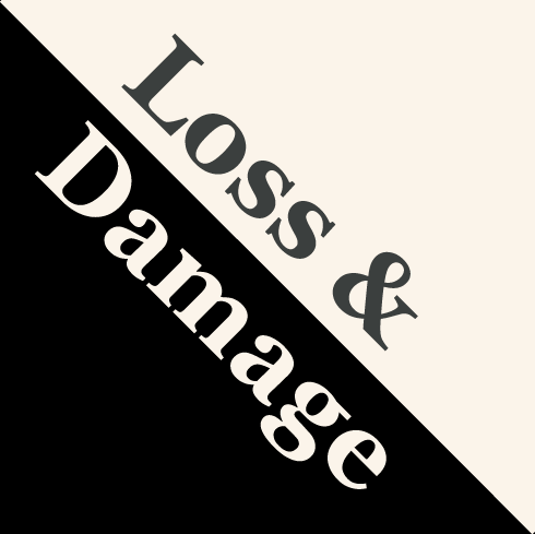 Loss and damage from