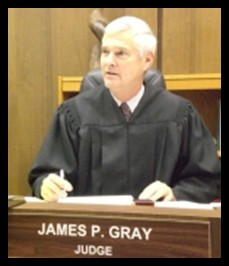Gray believes the time has come to take marijuana out of the black market and regulate it instead. James P. Gray has been a trial judge in Orange County, California since 1983.